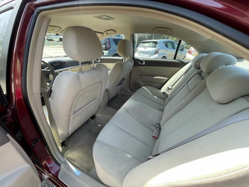 Hyundai Sonata 2008 price $4,500 Cash