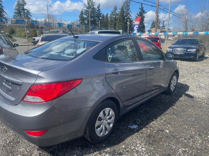 Hyundai Accent 2017 price $6,500 Cash