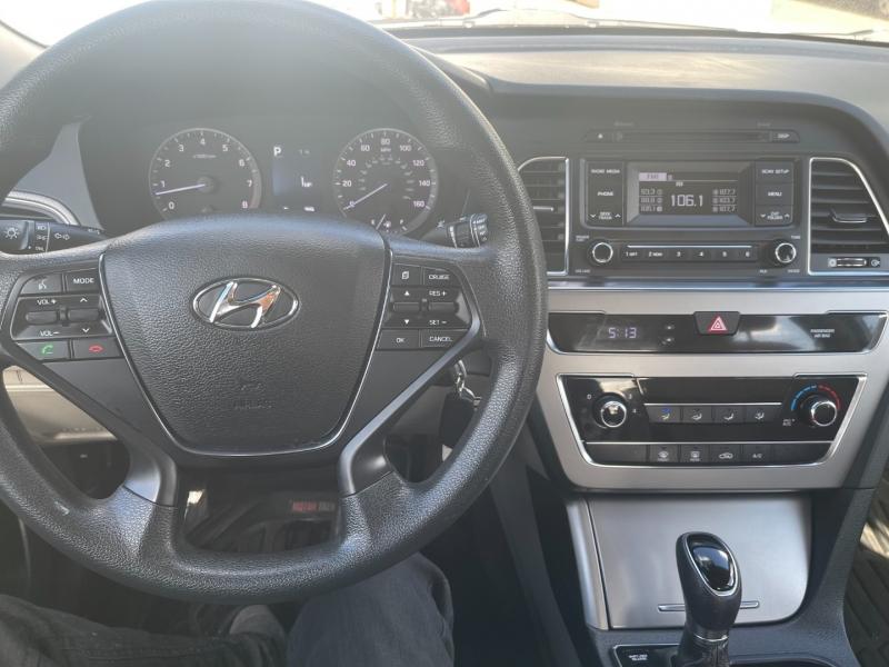 Hyundai Sonata 2017 price $8,000