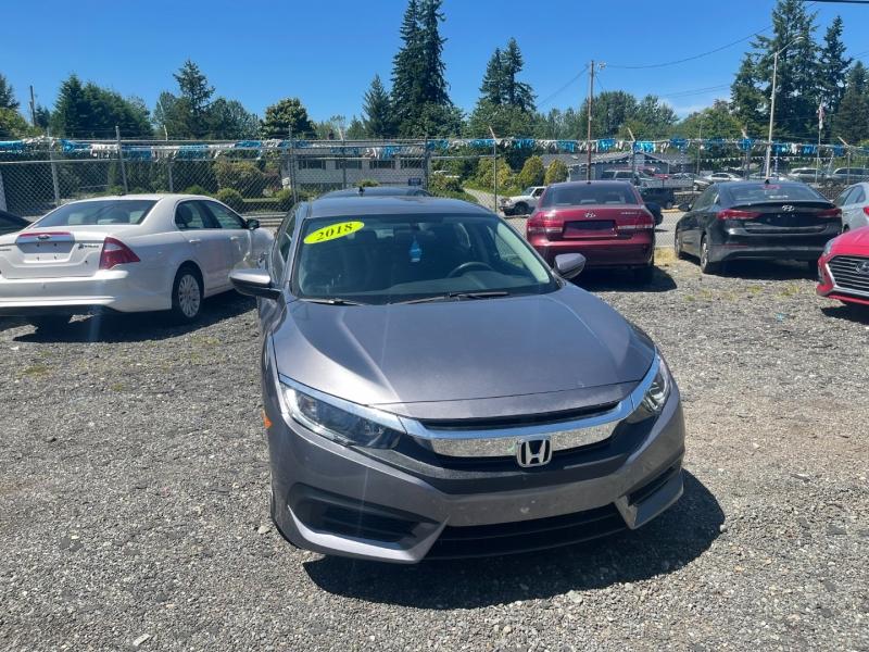 Honda Civic Sedan 2018 price $10,500 Cash
