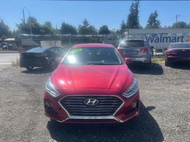 Hyundai Sonata 2018 price $14,000 Cash