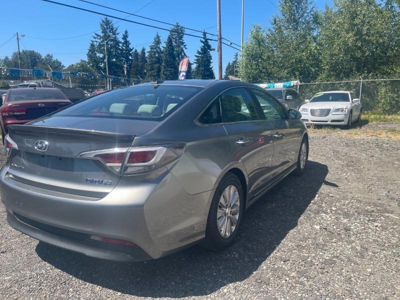 Hyundai Sonata Hybrid 2017 price $14,999 Cash