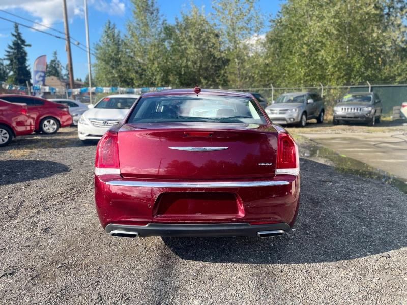 Chrysler 300 2015 price $13,000