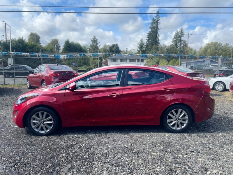 Hyundai Elantra 2016 price $7,000