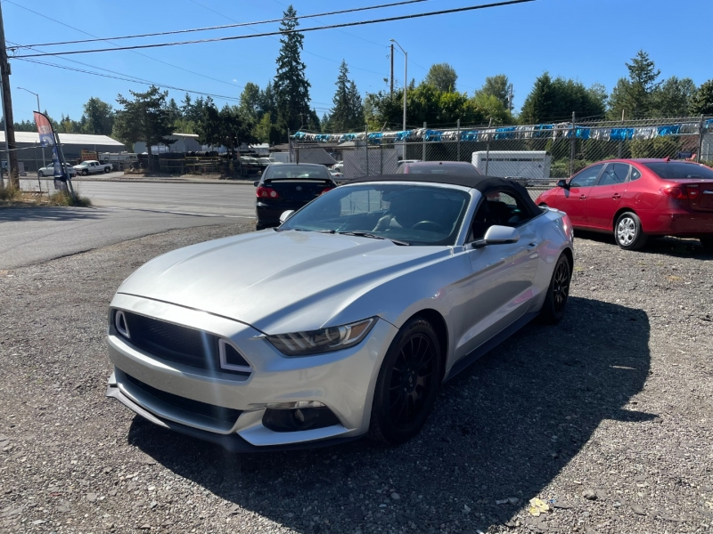 Ford Mustang 2016 price $14,000