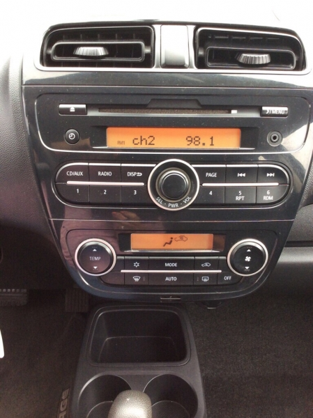 Mitsubishi MIRAGE 2014 price $10,995