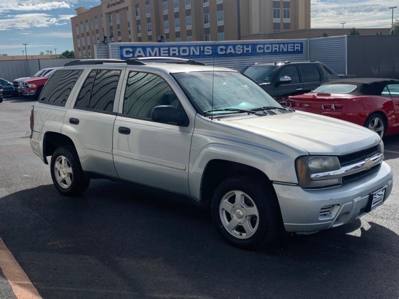 Chevrolet TRAILBLAZER 2007 price $8,995