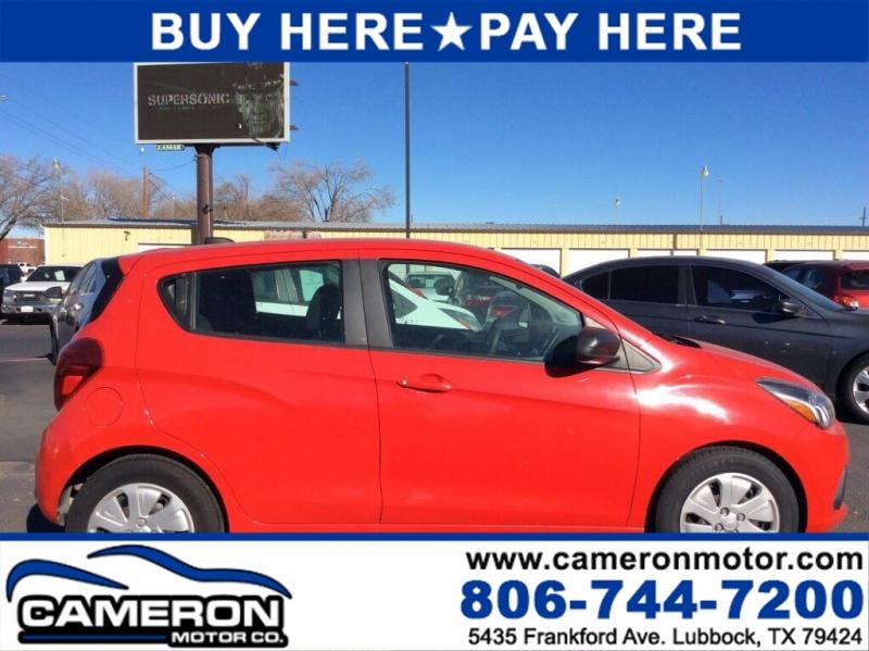 Chevrolet Spark 2016 price $12,995