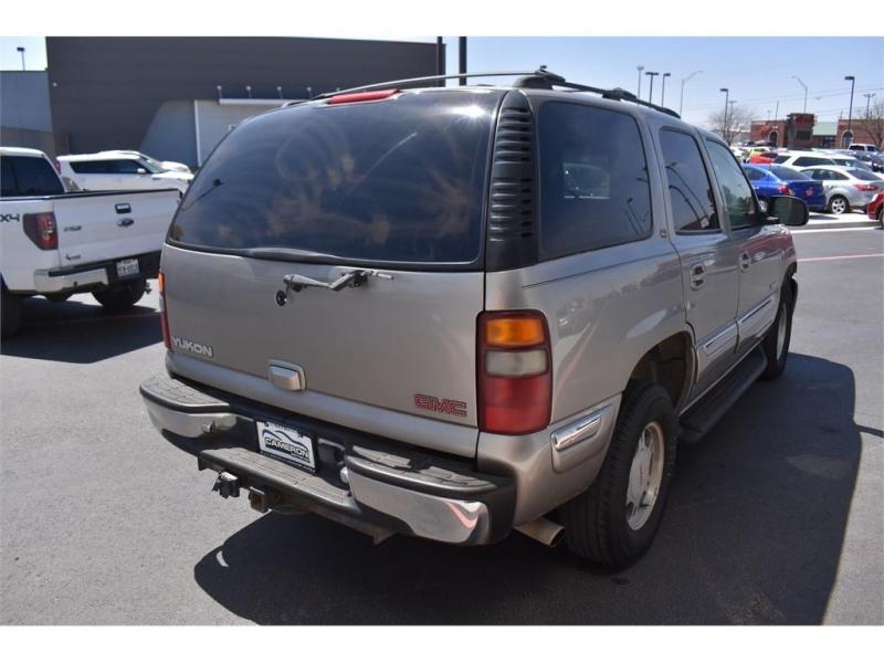 GMC YUKON 2001 price $10,995