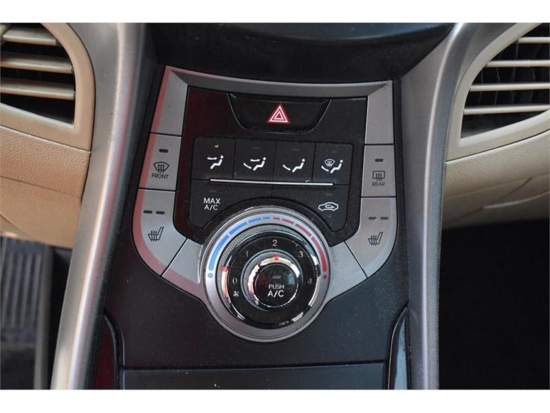 Hyundai Elantra 2013 price $12,995