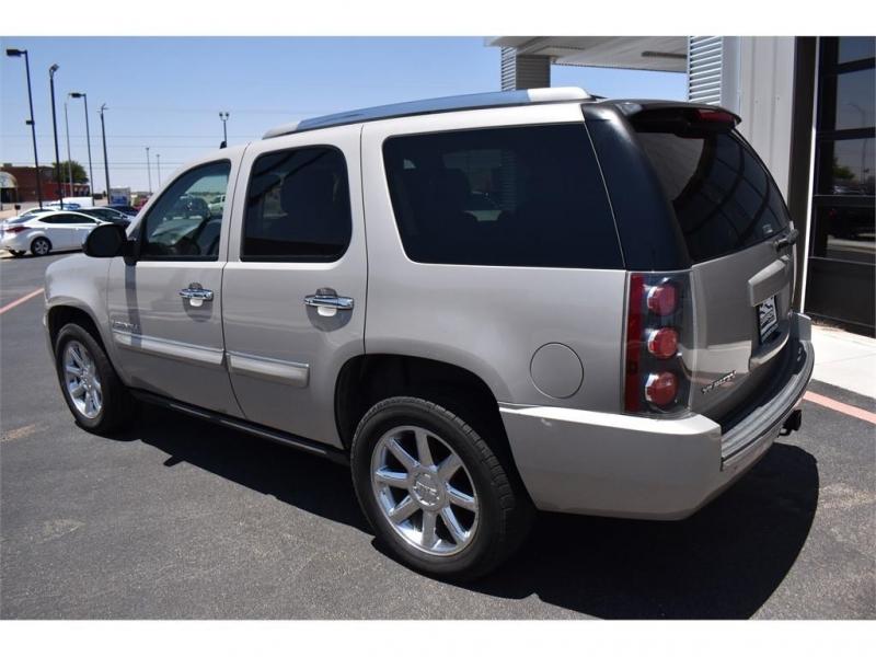 GMC Yukon Denali 2007 price $16,995