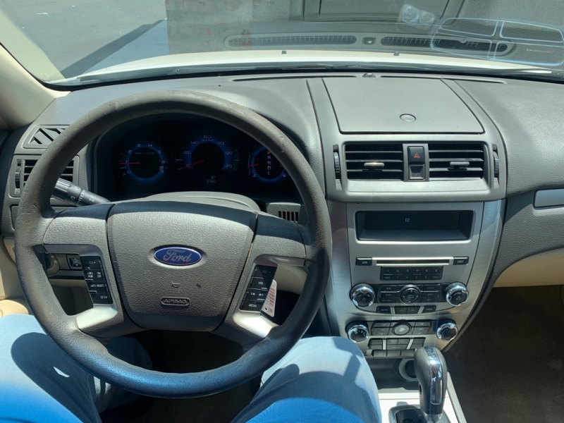 Ford Fusion 2011 price $12,995