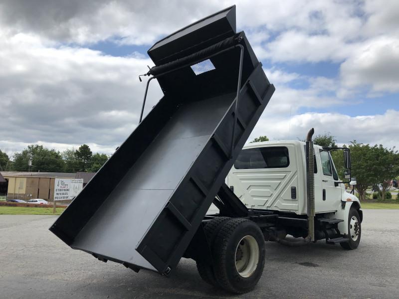 International 4300 Dump Truck 2008 price $24,200