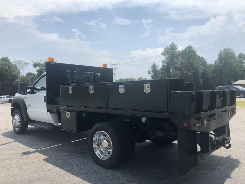 FORD F-450 FLAT BED 2013 price $24,450