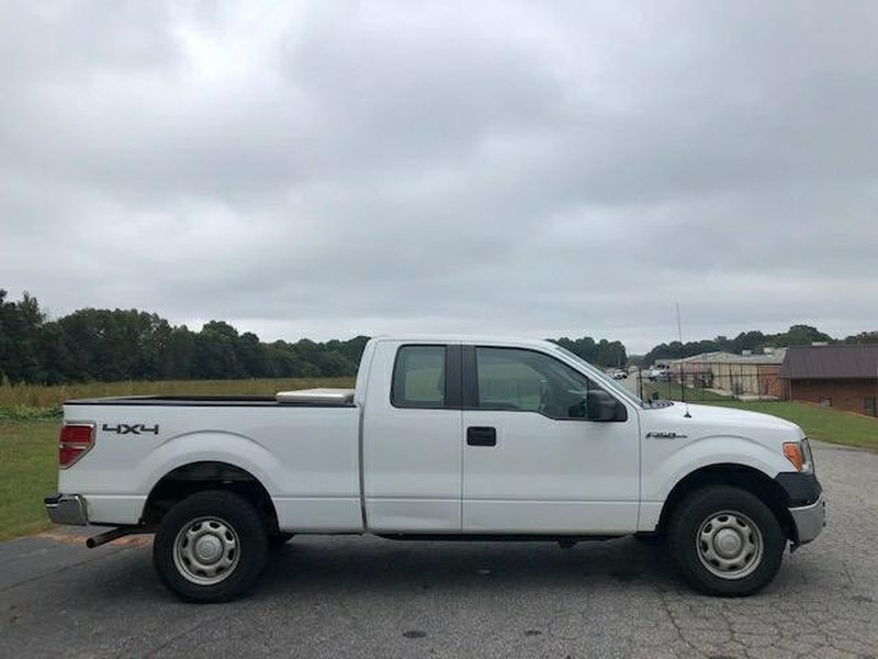 FORD F-150 2013 price $10,450