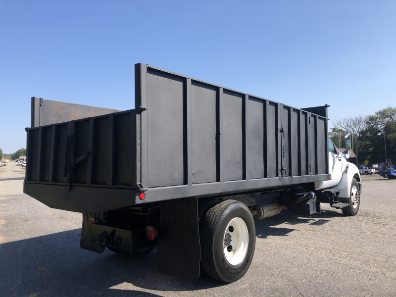 Ford Super Duty F-650 Dump Truck 2013 price $38,700