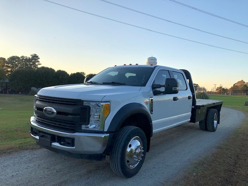 Ford Super Duty F-550 DRW 2017 price $38,700