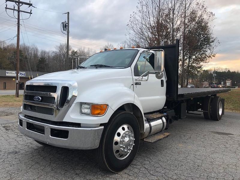 Ford Super Duty F-750 XL Dump Truck 2015 price $39,500