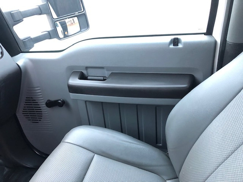 Ford F450 Super Duty 4WD Landscape Utility Bed 2013 price $18,200