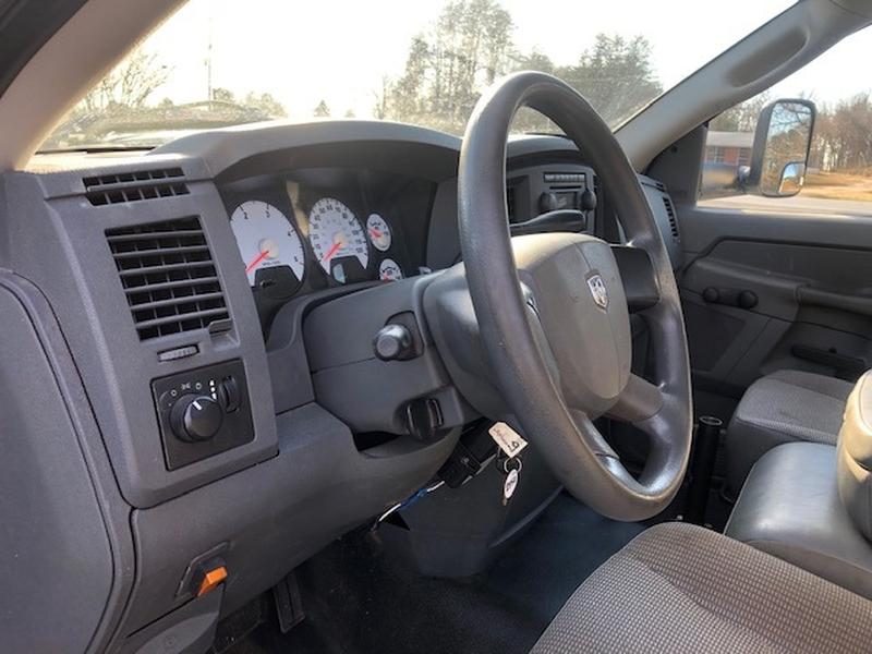Dodge RAM 3500 SERVICE BED 2007 price $22,500