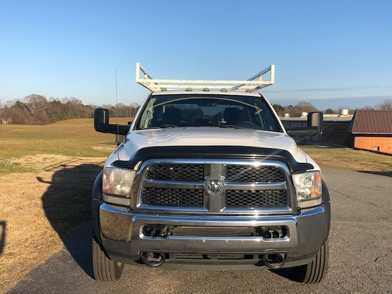 RAM 4500 4wd Service Bed 2014 price $27,200