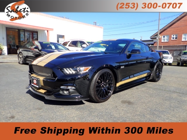 Ford Mustang 2016 price $52,990