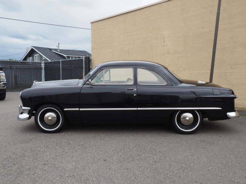 Ford Business 1950 price $20,890