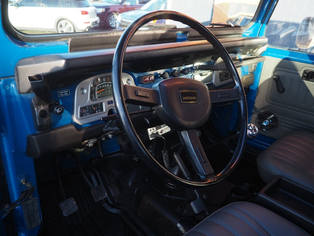Toyota Land Cruiser 1982 price $34,990
