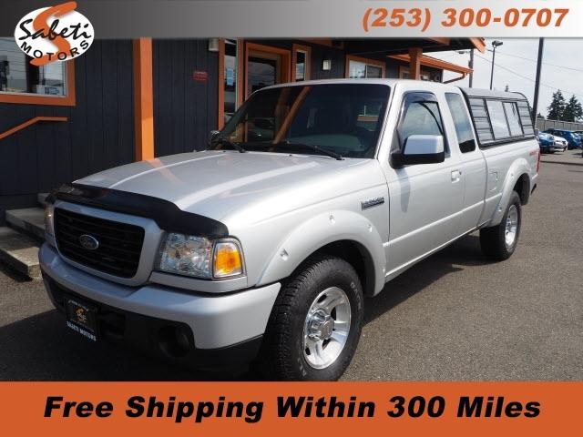 Ford Ranger 2008 price $7,990
