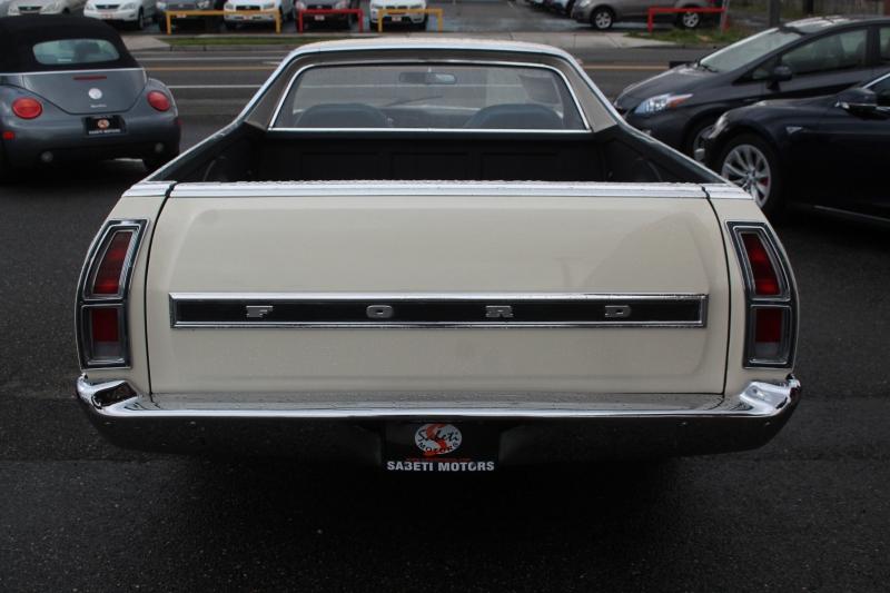 Ford Ranchero 1972 price $17,990