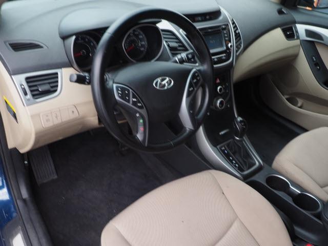 Hyundai Elantra 2016 price $11,990