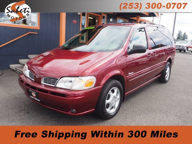Oldsmobile Silhouette 2002 price $4,990