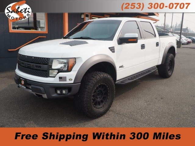 Ford F-150 2011 price $30,990