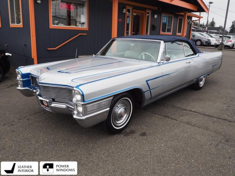 Cadillac Deville 1965 price $26,990