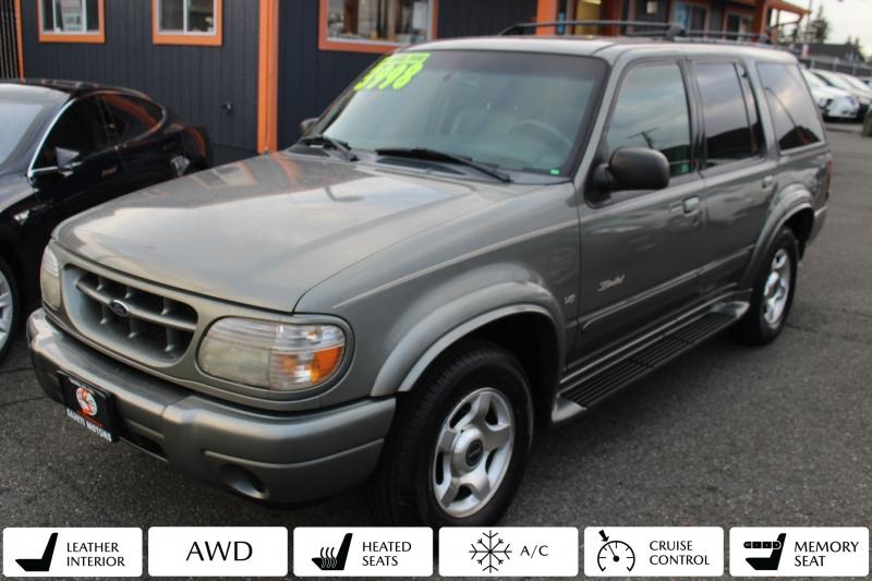 Ford Explorer 2000 price $2,999