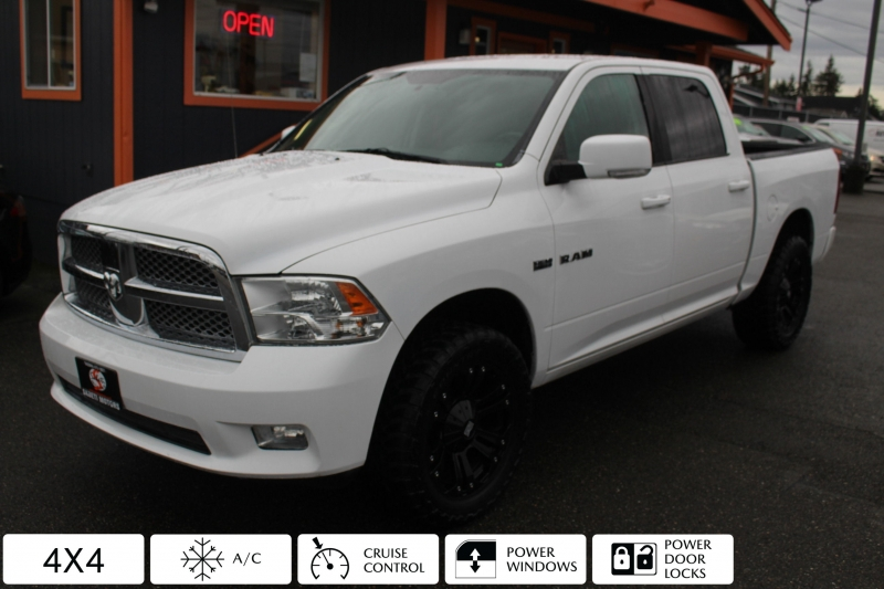 Dodge Ram Pickup 1500 2010 price $16,997