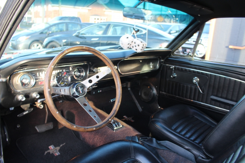 Ford Mustang 1965 price $43,990