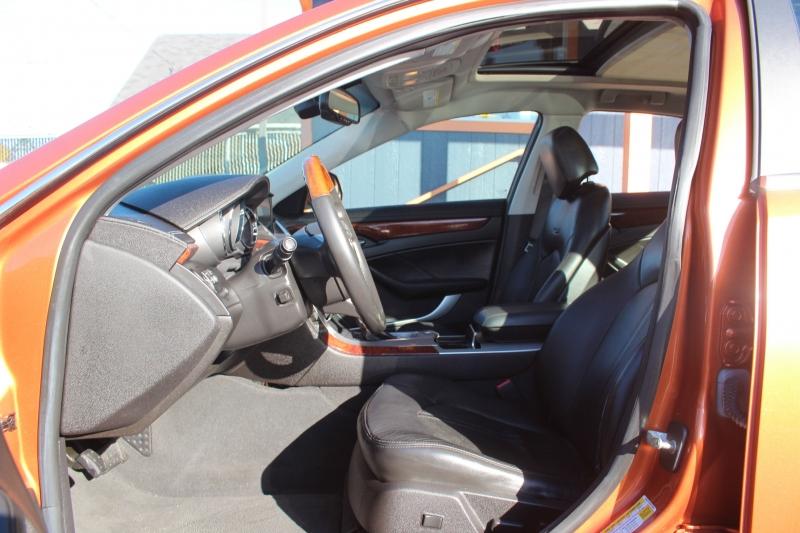 Cadillac CTS 2008 price $9,990