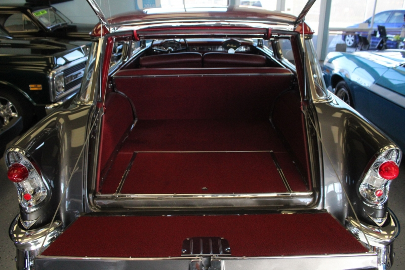 Chevrolet Nomad 1956 price Call for Pricing.