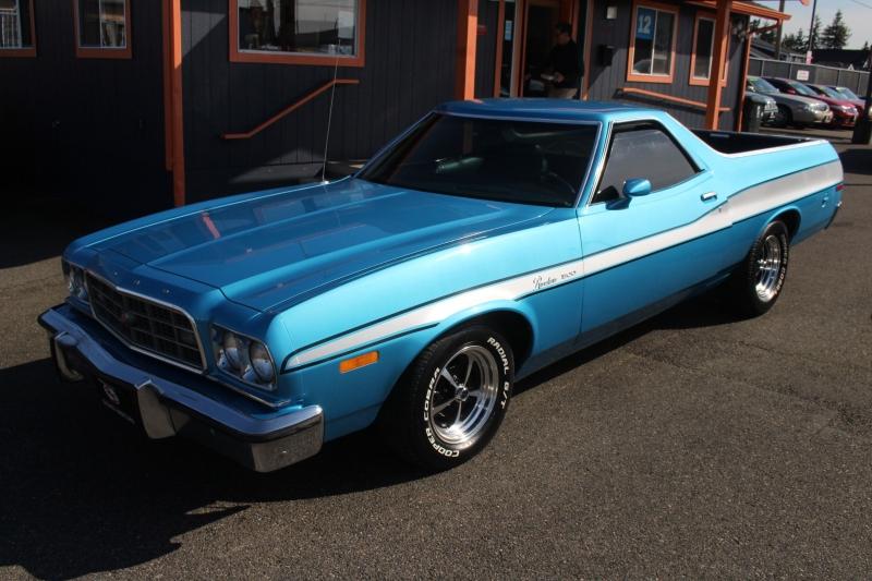 Ford Ranchero 1973 price $17,990