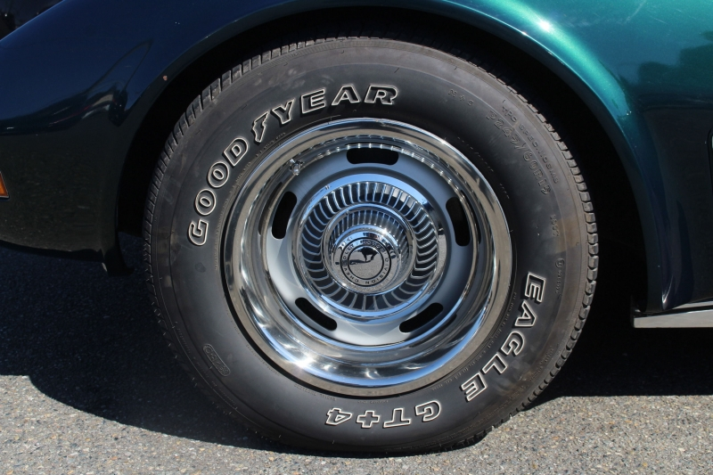 Chevrolet Corvette convertible 1972 price $44,990