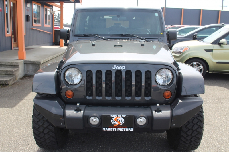 Jeep Wrangler Unlimited 2010 price $22,990