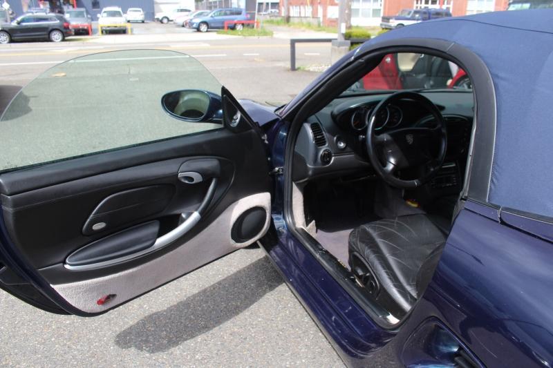 Porsche Boxster 2000 price $9,990