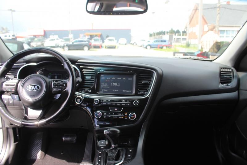 Kia Optima Hybrid 2014 price $14,990