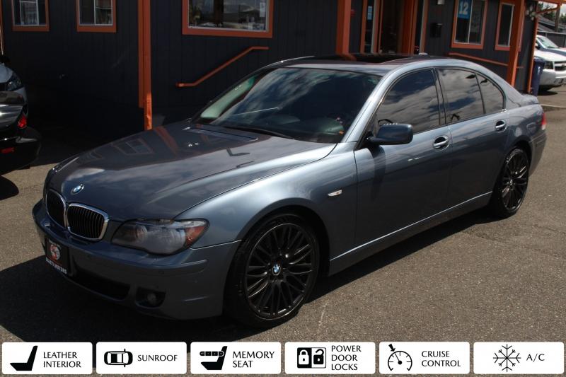 BMW 7 Series 2006 price $10,990