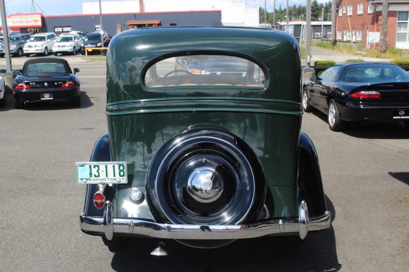 Chevrolet Master 1934 price $26,990