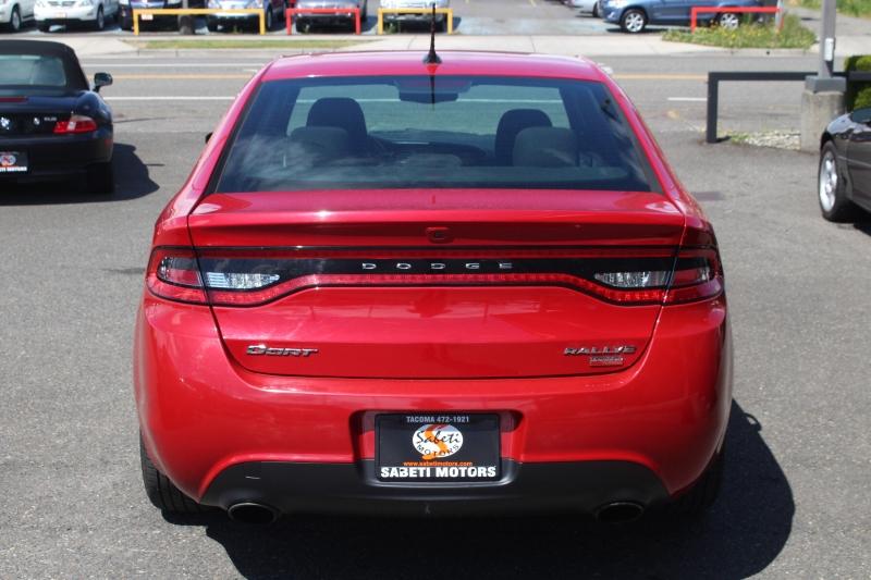 Dodge Dart 2013 price $9,990