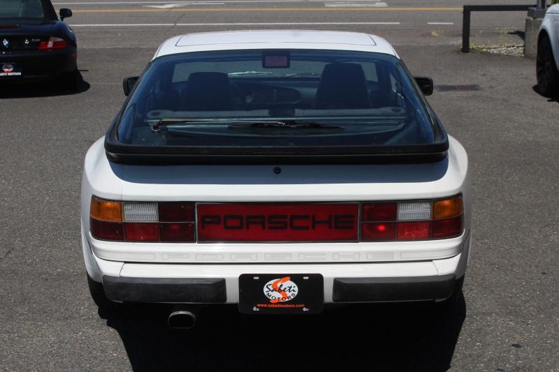 Porsche 944 1986 price $7,990