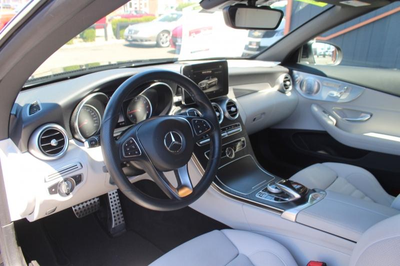 Mercedes-Benz C-Class 2018 price $48,590