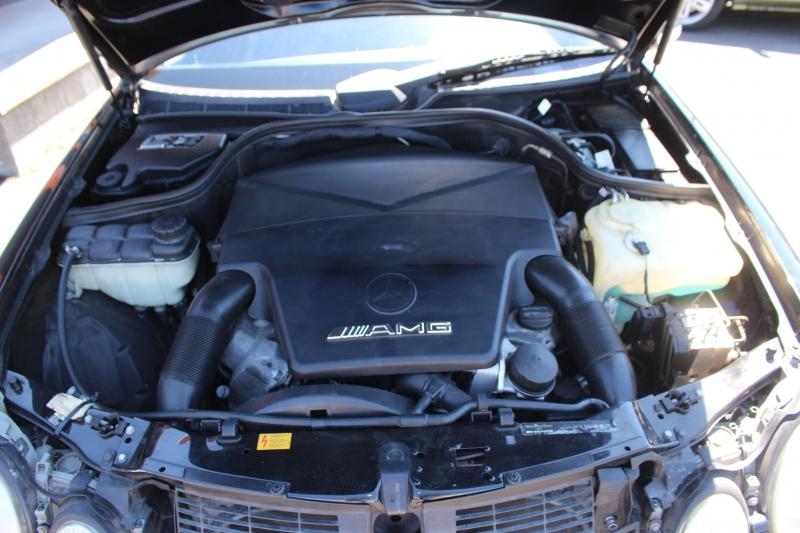 Mercedes-Benz CLK 2002 price $9,490